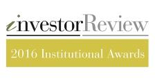 The 2016 Institutional Investor Awards